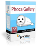 Logo de l'extension Phoca gallery