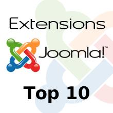 Les meilleures extensions Joomla