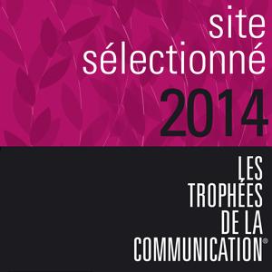 Tribu and Co séléectionné pour le Trophées de la Communication 2014